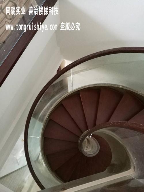 钢结构螺旋楼梯